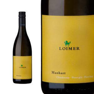 Manhart 2018, Chardonnay ∙ Pinot Gris ∙ Pinot Blanc - 0,75l