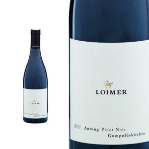 Anning 2011, Pinot Noir  - 0,75l