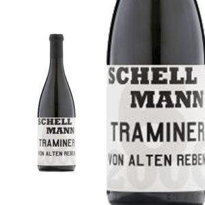Traminer Alte Reben 2011  - 0,75l