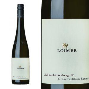 Ried Loiserberg Grüner Veltliner 2019, Kamptal DAC - 0,75l