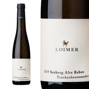 Seeberg Alte Reben Trockenbeerenauslese 2019