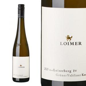Ried Loiserberg Grüner Veltliner 2020, Kamptal DAC - 0,75l